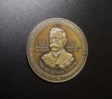 Medalie Societatea Cultul eroilor Regina Maria - tema militara