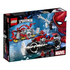 LEGO - Salvarea cu motocicleta a lui Spider-Man ( #76113 - nou, sigilat )