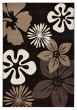 Covor Floral Gloria, Maro, 120x170, Hanse Home