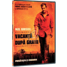 Vacanta dupa gratii (DVD)