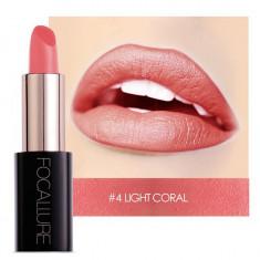 Ruj mat Focallure Light Coral #04