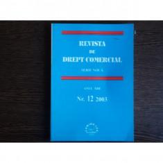 REVISTA DE DREPT COMERCIAL SERIE NOUA, Ion Turcu