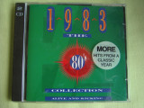 THE 80's COLLECTION - 1983 / 1 - 2 C D Originale ca NOI, CD