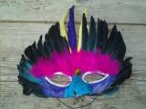 Masca carnaval venetian pentru ochi var. 1, Marime universala