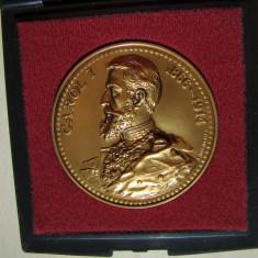 Medalia Carol I - Castelul Peles