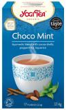 Ceai Bio CHOCO MINT - CACAO si MENTA, 37.4g Yogi Tea