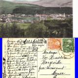 Vatra Dornei (Bucovina, Suceava)- Vedere generala, Circulata, Printata