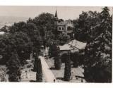 CPIB 15782 CARTE POSTALA - CLUJ. GRADINA BOTANICA, INTRAREA PRINCIPALA, RPR, Necirculata, Fotografie