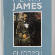 EUROPENII de HENRY JAMES , 2004