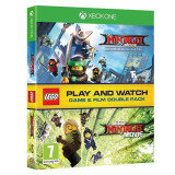 Lego Ninjago Game And Film Double Pack Xbox One