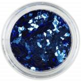 Confetti diamant albastru