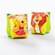 Aripioare Inot Gonflabile Winnie the Pooh Deluxe Intex 56644EE