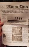 Ziarul Titanic Times, din Halifax (Canada), in engleza, 28 pagini