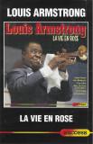 Caseta audio Louis Armstrong - La Vie En Rose, Casete audio