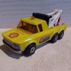Macheta Matchbox camion depanare, vintage
