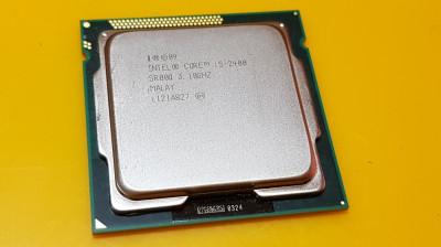 Procesor Quad Intel Core i5-2400,3,10Ghz-Turbo 3,40Ghz,6MB,Socket 1155 foto
