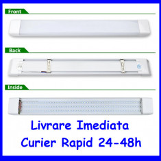 Corp iluminat LED Lampa LED 36W 120 x 7cm  AL-260220-3