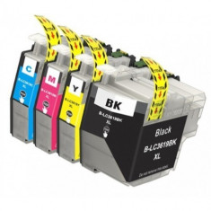 Set 4 Cartuse compatibile Brother LC3619XL LC3617XL