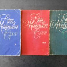 GUY DE MAUPASSANT - OPERE 3 volume