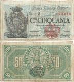1872, 50 Centesimi (P-G0432) - Italia