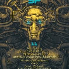 Colecția de Povestiri Științifico-Fantastice (CPSF) Anticipația Nr.11