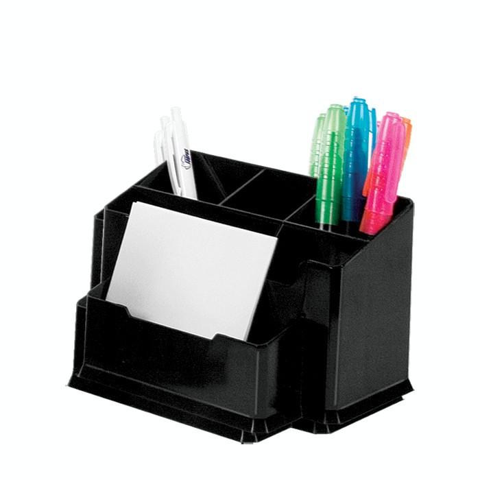 Suport pentru accesorii de birou Forpus 30516 negru