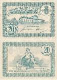 1920 , 20 centavos ( CMA 643 ) - Portugalia - stare aUNC