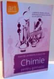 EXERCITII , PROBLEME SI JOCURI DE CHIMIE PENTRU GIMNAZIU de LUMINITA IRINEL DOICIN ... SILVIA GIRTAN , 2014 *CONTINE SUBLINIERI IN TEXT