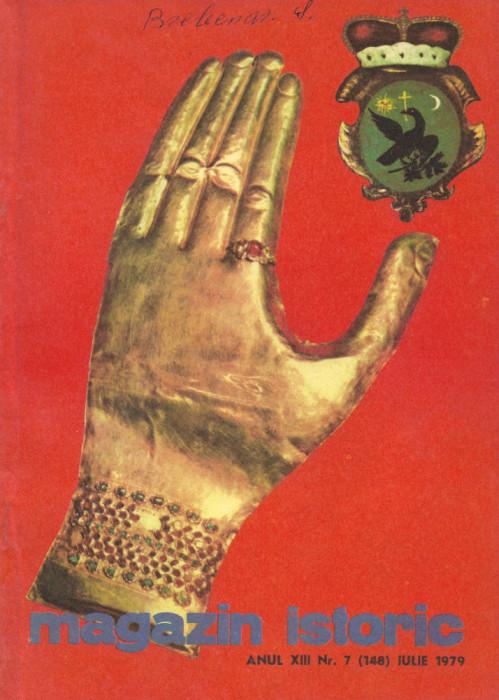 Magazin Istoric - anul 13 - nr. 7 (148) - iulie 1979 (C191)