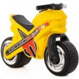 Motocicleta fara pedale MX-ON Polesie Galben