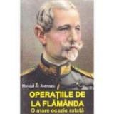 Operatiile de la Flamanda - Maresal Al. Averescu