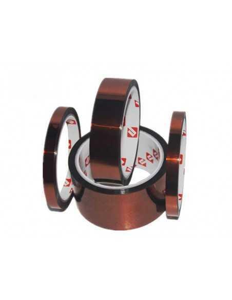 Banda adeziva termorezistenta 10mm, 33m