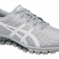 Pantofi alergare Asics Gel-Quantum 180 4 GS 1024A020-020 pentru Copii, 35.5, 37.5, 39.5, Gri