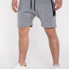 Pantaloni scurti barbati P514 - grey