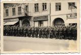 D576 Fotografie soldati romani Brasov anii 1930 poza veche