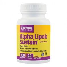 Alpha Lipoic Sustain 300mg, 30cps, Jarrow Formulas