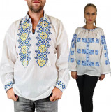 Cumpara ieftin Set Traditional Cuplu 96 Camasi traditionale cu broderie