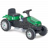 Tractor Electric Active 6V Rosu Verde