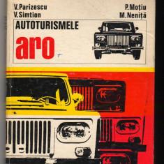 C8680 AUTOTURISMELE ARO - V. PARIZESCU, V. SIMTION, MOTIU, NENITA