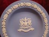 FARFURIE DECORATIVA PORTELAN ENGLEZESC WEDGWOOD 11 CM