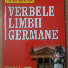 VERBELE LIMBII GERMANE - CHARLES J. JAMES