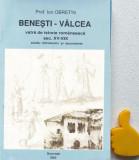 Benesti-Valcea Vatra de istorie romaneasca sec. XV-XIX documente Ion Obretin