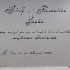 Suceava Gurahumorului Radauti Felicitare pentru casatorie Bucovina Bukowina