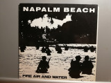 Napalm Beach – Fire air and Water (1989/Satyricon/RFG) - Vinil/Vinyl/Impecabil