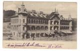 CP clasica / nedivizata Salutari din Romania Baile Govora Hotel Stefanescu 1903