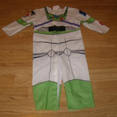 Costum carnaval serbare aviator astronaut toy story pentru copii de 1-2 ani, Din imagine