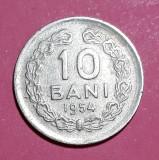 A5680 10 bani 1954
