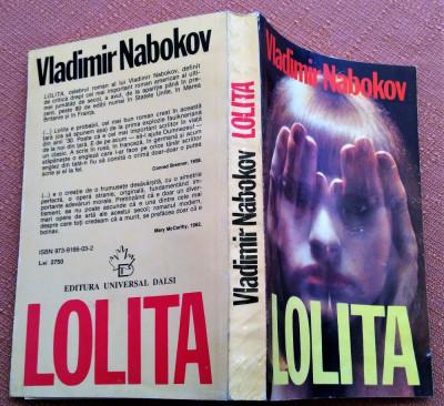 Lolita. Editura Universal Dalsi, 1994 - Vladimir Nabokov foto
