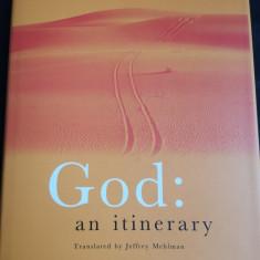 God: an itinerary - Regis Debray, Verso, 2004, 307 pag