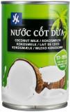 Lapte de cocos 17-19% grasime, 400ml NU`OC COT DUA